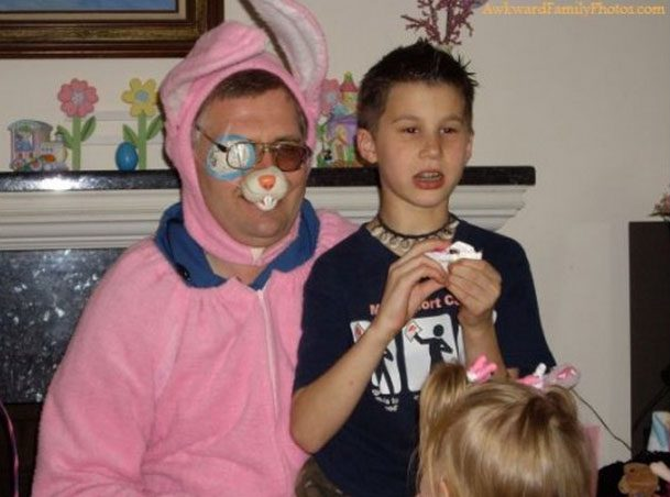 Awkward Family Photos Easter