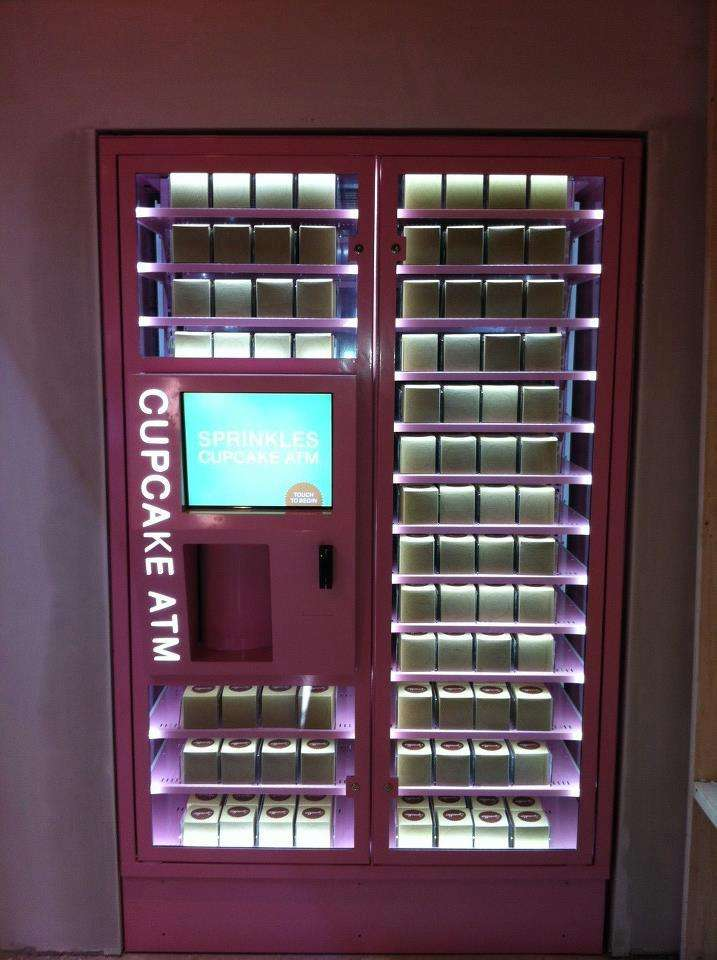 cupcake vending machine locations
