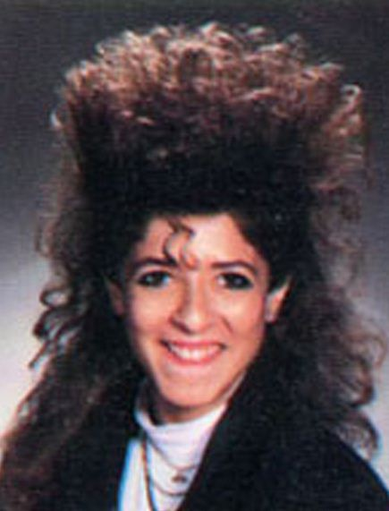 80s hair yearbook bad 80 perm awkward 1980 guy funniest hairstyles funny perms short styles feathered dos had easy rocker