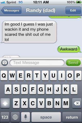 video tancia texting whats sending naked pics