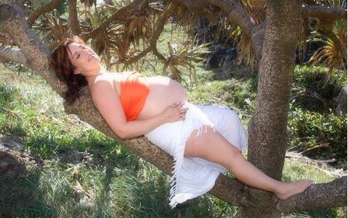 awkward pregnancy