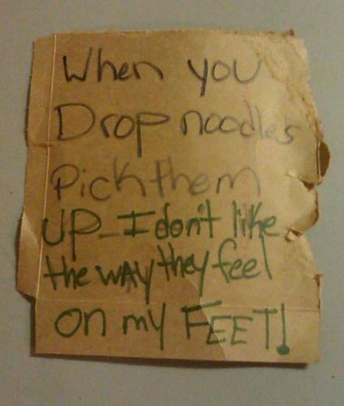 Hilarious Disgruntled Roommate Situations