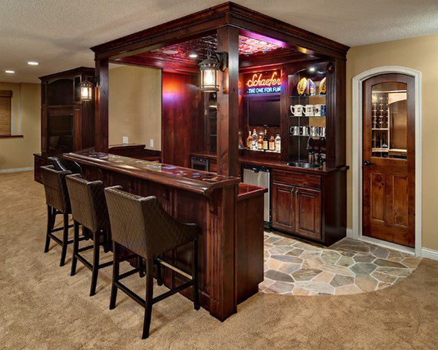 Awesome Home Bar 25 630 × 504 Pixels
