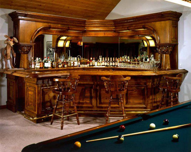 52 awesome home bar designs - Awesome home bar ...