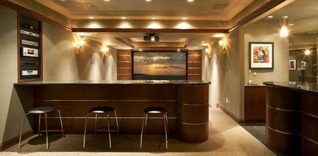 52 awesome home bar designs