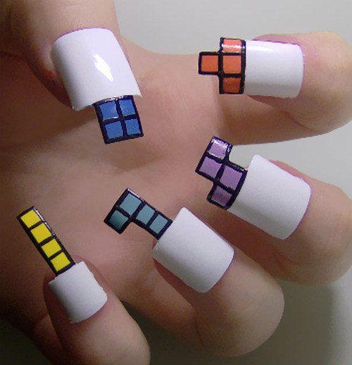 These Tetris connectors.