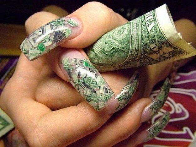These dolla-dolla bills, y'all.