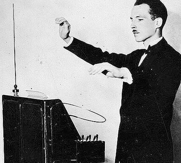 19.) I'm thinking about selling my theremin… I haven't touched it in years.