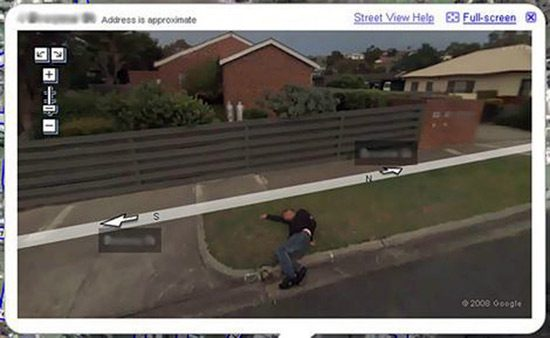 57 Of The Most Unusual Images On Google Street View - NewsLinQ