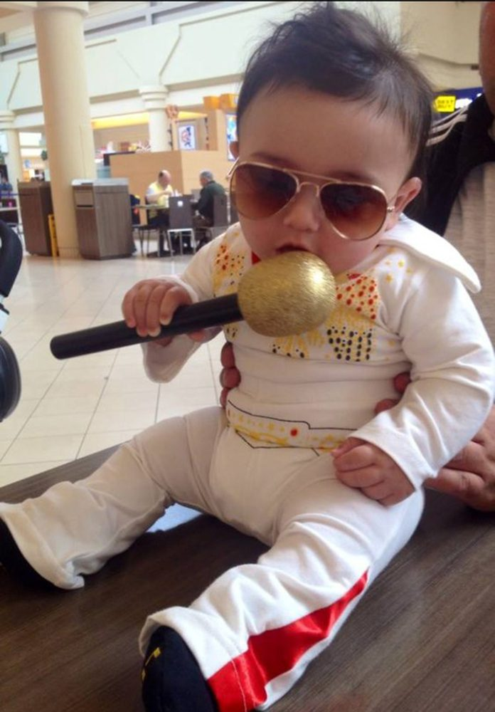 34 babies in halloween costumes you will absolutely love