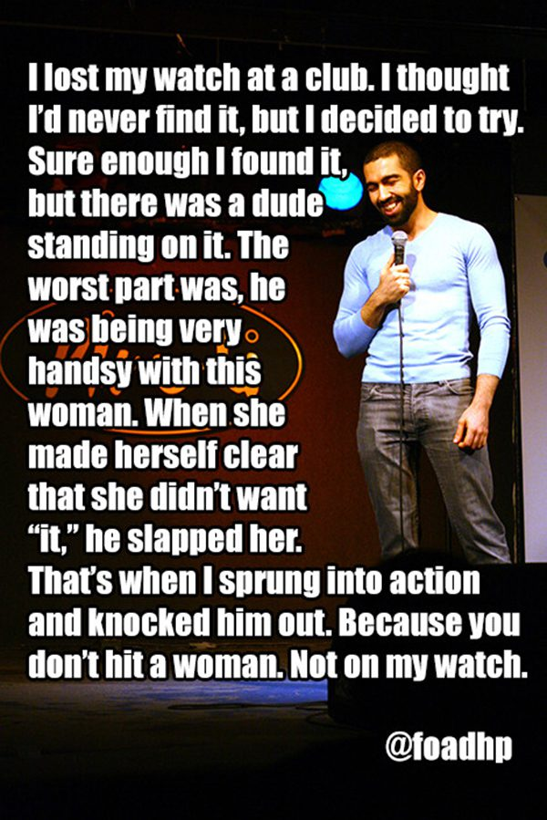 30 Stand Up Jokes For People With Very Short Attention Spans