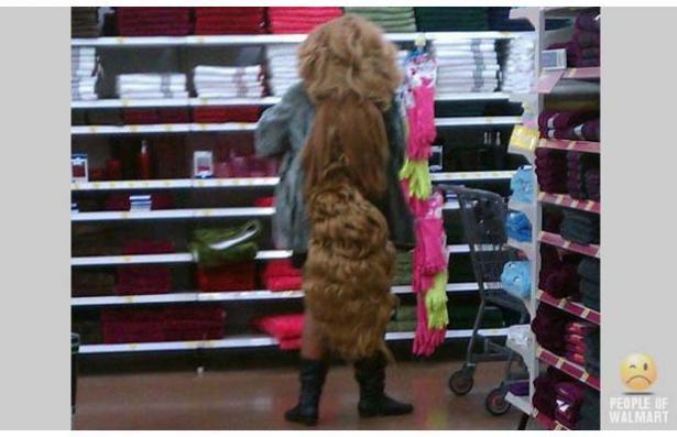 Strange Things Walmart
