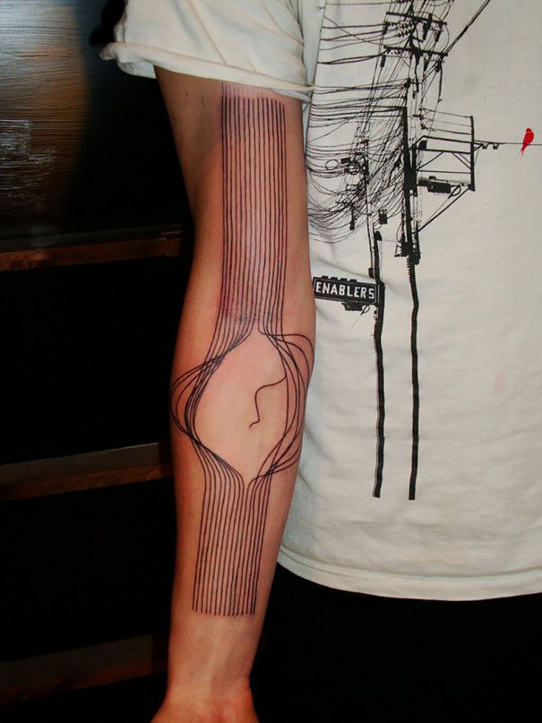 28 Realistic 3D Tattoos That Look Beyond Incredible