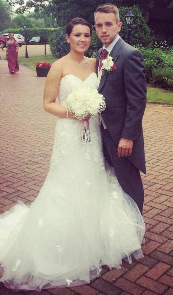 Engaged Couple Decide To Lose Weight For Their Wedding Day… The ...