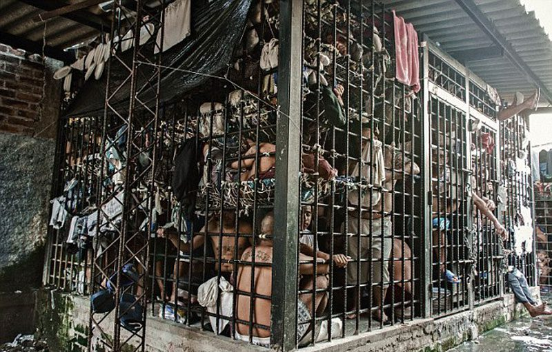 Jail in El Salvador