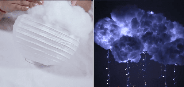 Wonderful DIY Cloud Light