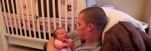 being a new dad