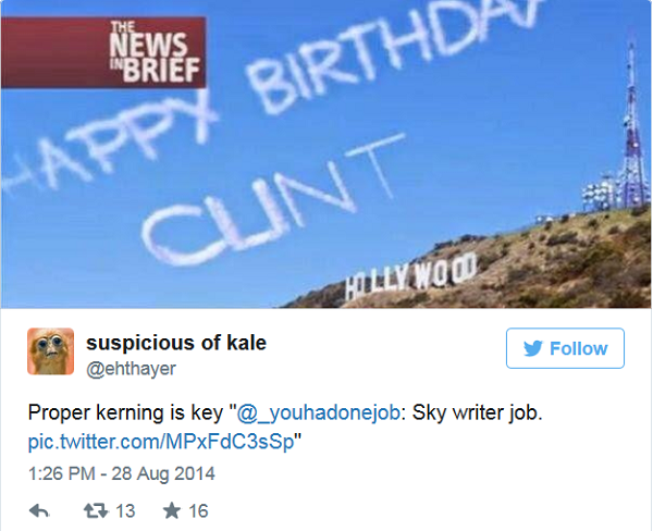 Hilarious Proofreading Fails Has Me Curious - 18 proofreading fails