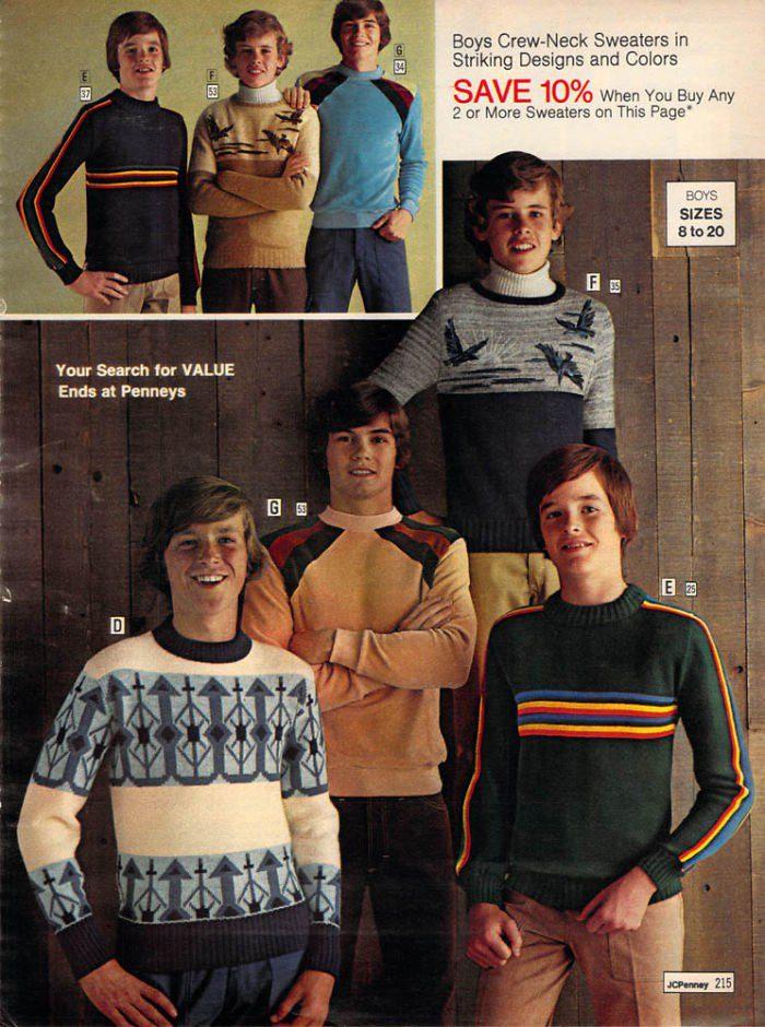 men's fashion ads