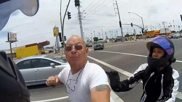 Lee Schismenos road rage