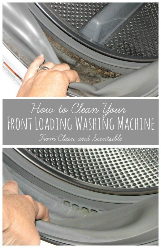 Using 2 Simple Ingredients Your Washing Machine Will Shine And Smell Like New