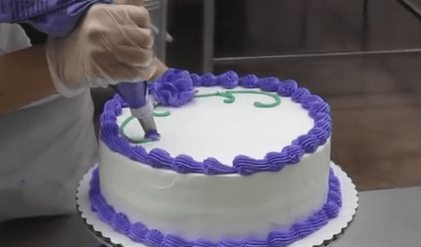 This Guy Orders A Birthday Cake At Sam S Club And