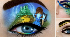 tal peleg eye makeup artist