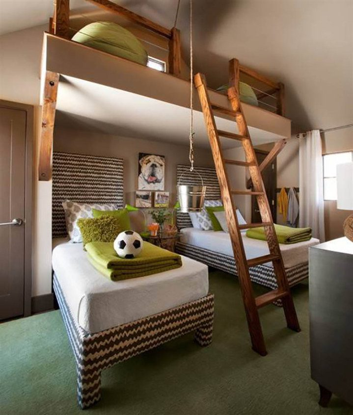 Delicieux Cool Bedrooms For Kids 16