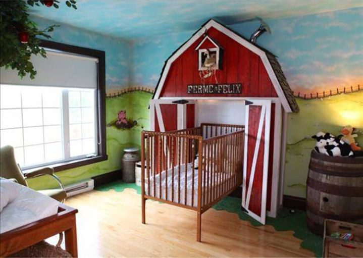 21 Cool Bedroom Designs That Your Children Will Never Want