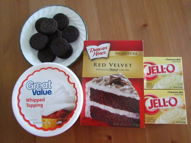 red velvet cake recipe 1