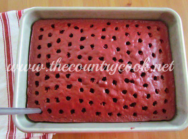 red velvet cake recipe 2
