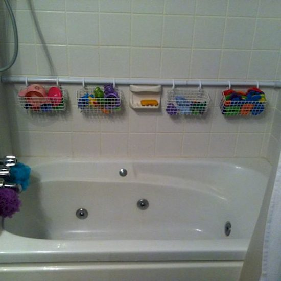 shower curtain rod ideas. Tension Rod Diy Ideas 3 Shower Curtain E