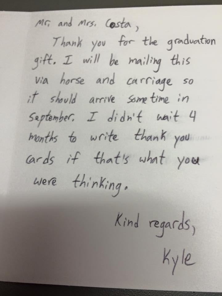 Written Letter To A Friend For Kids