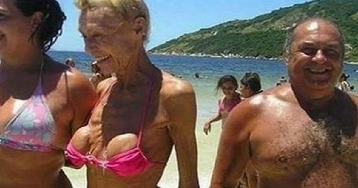 These 16 Bathing Suits Will Make You Recoil In Disgust