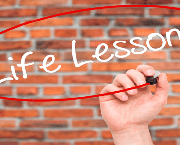 five important life lessons