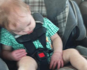 infant car seat danger