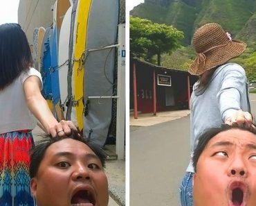 taiwanese couple travel
