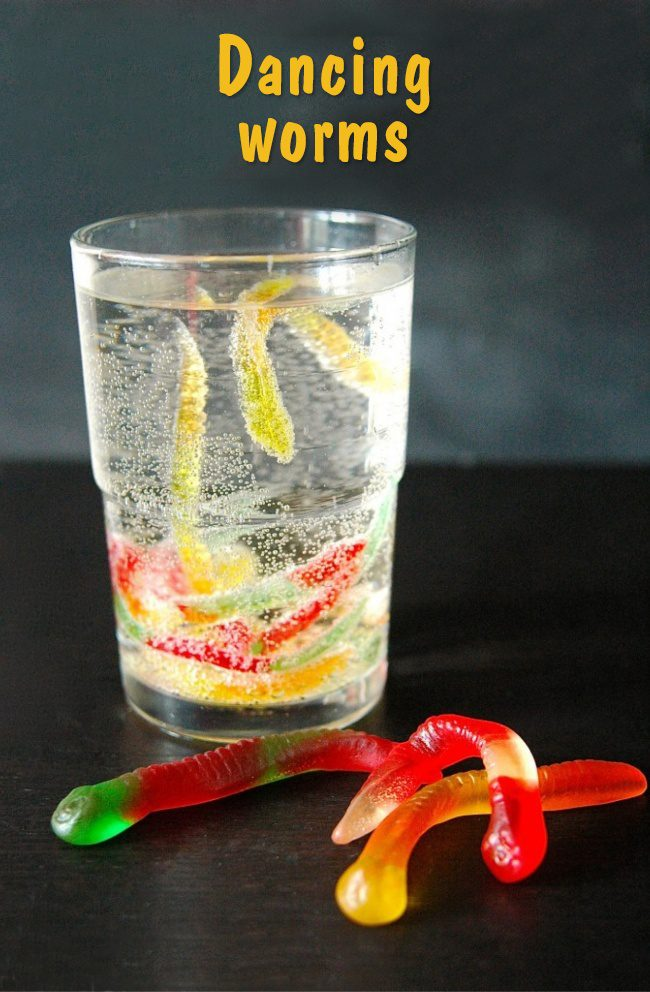 Six Easy Science Experiments To Try With Your Children