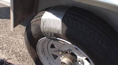 Tire Patch Cost >> Uses For Duct Tape That You Probably Did Not Know About...