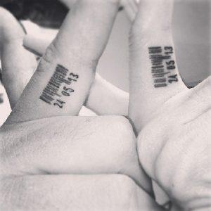 couples wedding ring tattoos 4 - NewsLinQ