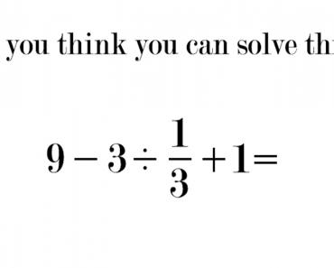 elementary math school problem