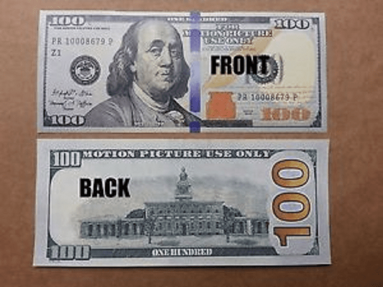 how to tell if you jave a fake bill