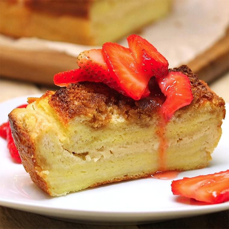 cream cheese filling for french toast