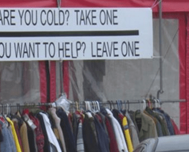 coats for the homeless
