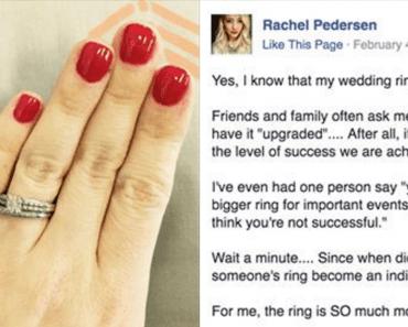small wedding ring