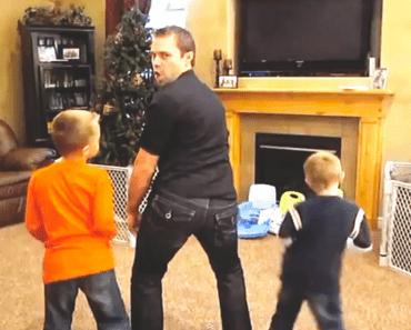 funny dad videos