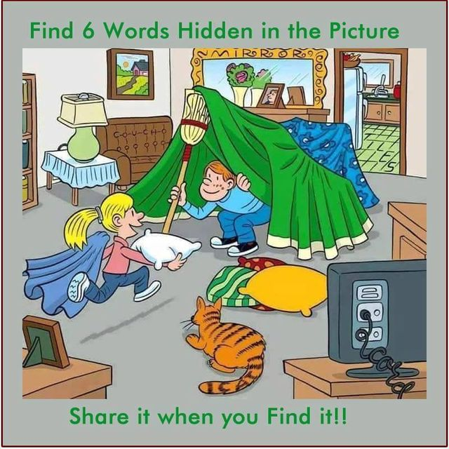 6 word puzzle