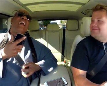 Stevie wondeStevie wonder carpool karaoker carpool karaoke