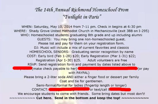 Teen Kicked Out Of Dance For Allegedly Violating Prom Dress Code ...