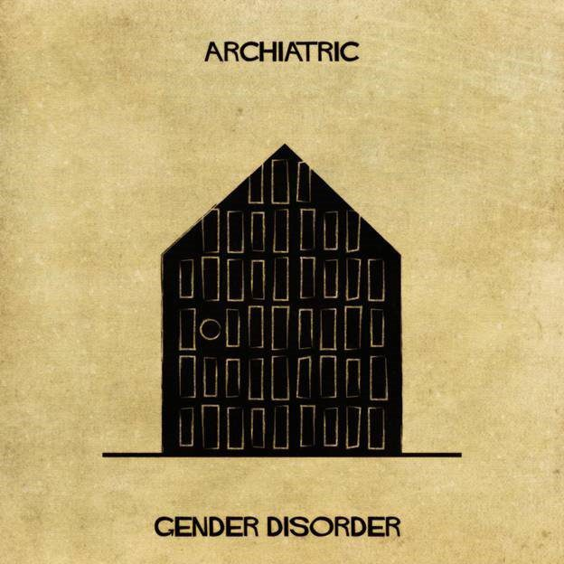 mental disorders architecture